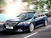 Новая Toyota Camry запчасти